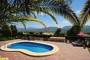 With the stunning backdrop of the Montgo Mountain in Javea, this villa is a short drive to Javea's Arenal sandy beach with bars/restaurants/activities and shops. This villa rental is a short trip to 3 restaurants and close to the old town of Javea. - http://www.javeavacation.com