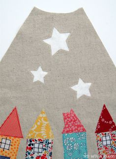 Tied with a Ribbon: Tutorial - How to Reverse Applique
