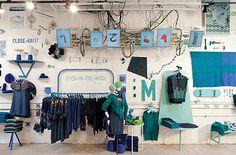 This knit wear popup has a cool vibe. -le-furet-du-retail-pop-up-store-beneton--2-.jpg