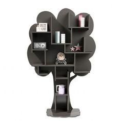 Bibliothèque Arbre Louane - @mathybybols  chez Pure Deco