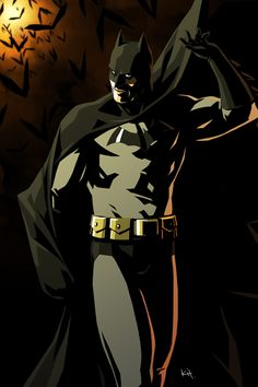 The Dark Knight Returns by *kit-kit-kit on deviantART