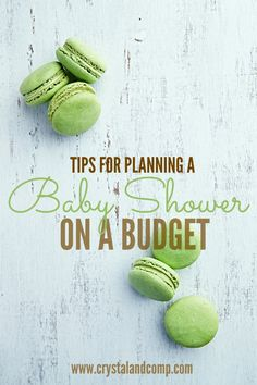 Tips for Planning a DIY Baby Shower on a Budget