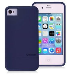 Dark Blue Chromatic iPhone 4 4S Case Collection by Geex #geex #chromatic #case #smartphone #accessories