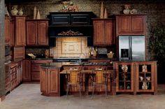 1000 Images About Kitchen Cabinet Tile Ideas On Pinterest