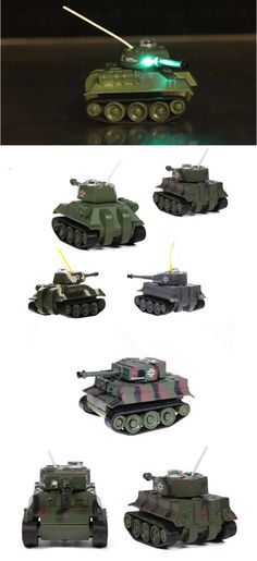 Remote Control  Wireless RC Tank Wireless