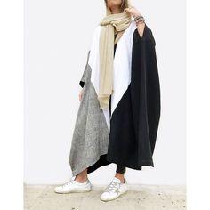 Abaya Modern Hijab Fashion, Street Hijab Fashion, Abaya Fashion, Modest Fashion, Trendy Fashion, Fashion Dresses, Womens Fashion, Muslim Fashion, Mode Abaya