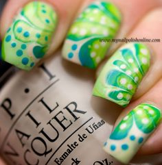 Day 20 – Water Marble