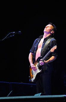 """Mike McCready has Crohn's disease. The Pearl Jam guitarist was diagnosed with the inflammatory bowel disease when he was 21, and has said the diagnosis sent him into a depression that nearly caused him to quit music.  """"It took me six months before I could pick up a guitar again, but I did (thanks to a particularly killer Stevie Ray Vaughn concert),"""" he wrote for the Huffington Post last year. """"Two years later, Pearl Jam was formed and our career took off."""""""