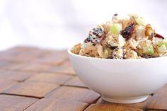 Savory [Healthy] Chicken Salad