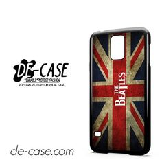 The Beatles British England Flag DEAL-10674 Samsung Phonecase Cover For Samsung Galaxy S5 / S5 Mini