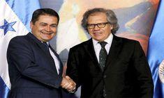 Gobierno de Honduras cuestiona 'injerencia' del secretario de la OEA