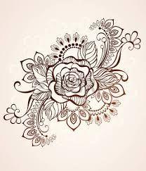 Resultado de imagem para dessin arabesque