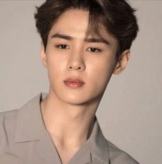 """Ken - I like the """"real"""" look on his face. I doubt men realize it but, for me at least, they're so much more attractive when they're just standing there being themselves, not even doing anything, than when they're posing. Nct 127, K Pop, Ken Vixx, Johnny Seo, Sm Rookies, Lucas Nct, Mark Lee, Winwin, Taeyong"""