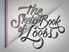 The Sketchbook of Logos by Jackson Alves