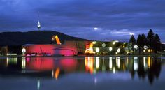 National Museum of Australia, Canberra, ACT.