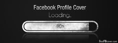 Facebook Profile Cover Loading