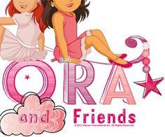 Dora ve Arkadaşları - Kate Kendin Tasarla - Kare Yastık 40x40cm