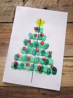 Homemade Christmas cards. @bitsfrommylife Maybe we could do this for craft day in November??