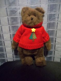 Hi I'm Tanner McBruin & I'm a geniune Boyds Bear from The Best Bean Collection in Dolls & Bears, Bears, Boyds   eBay