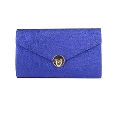 Satinado elegante con los Rhinestones de Austria Wedding / Ocasiones especiales Evening Handbag / Embragues (más colores) – CLP $ 10.731