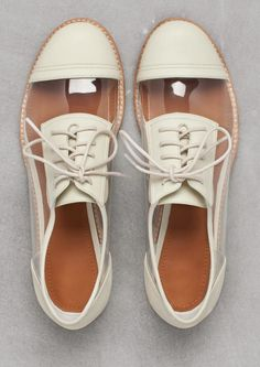 Trend Alarmı: Clear Oxfords | Stiledi
