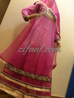 For replica mailto zifaafstudio@gmail.com or visit www.zifaaf.com #anarkali #zifaaf #bridal #indian