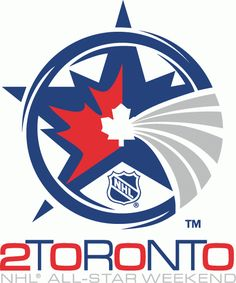 NHL All-Star Game Primary Logo (2000) - 2000 NHL All-Star Game in Toronto