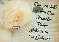 Afrikaans Quotes, Condolences, Grief, Baby Shower Invitations, Baby Showers, Prayers, Angels, Inspirational, Messages