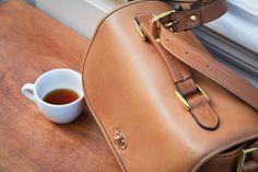 The Palma ONA bag at Café Loustic by LostNCheeseland