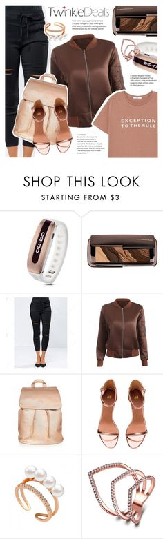 """TWINKLEDEALS: Exception to the rule"" by vn1ta ❤ liked on Polyvore featuring Hourglass Cosmetics and MANGO"