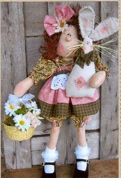 Skinny Winnie 26 inch doll pattern $10.95 plus shipping.