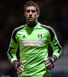 Stekelenburg spent last season on loan at Monaco after falling out of favour at Fulham...