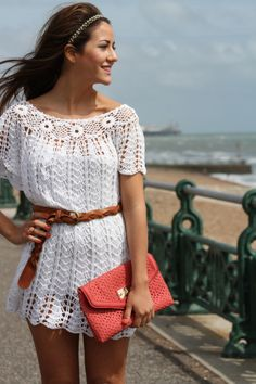 Gorgeous Crochet Dress