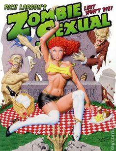 Zombie Sexual SC (2010 SQP) 1-1ST