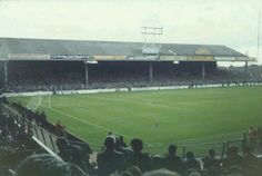 Maine Road, Man City in the 1980s.