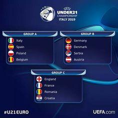 Poland Germany, Germany And Italy, Italy Spain, European Championships, Macedonia, Romania, Denmark, Belgium, Sweden