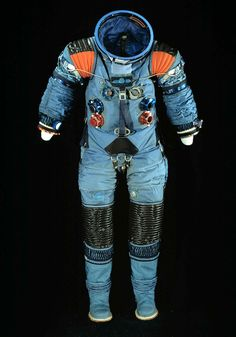 Smithsonian Space Suit Collection.