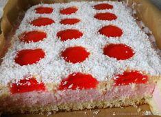 Truskawkowa Biedronka:-) Cold Desserts, Sweet Recipes, Dessert Recipes, Sweets, Vegan, Cooking, Polish, Bakken, Kitchen