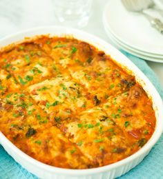 Spinach-and-Zucchini-Lasagna