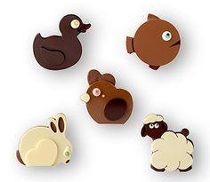 Les nouveautés design de Pâques, by Fabrice GILLOTTE, présent au Salon du Chocolat de Cannes, du 23 au 25 novembre 2012
