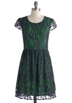 Becoming Second Nature Dress, #ModCloth | $79.99
