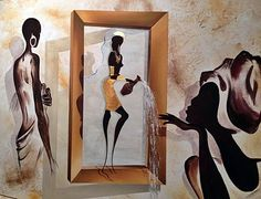 szvobod@rt collection: Eka Paradze 3d Painting, Saatchi Online, Malm, Leiden, Wallis, Saatchi Art, Original Paintings, Canvas, Artist