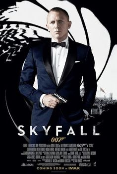 Skyfall on DVD February 2013 starring Daniel Craig, Javier Bardem, Naomie Harris, Judi Dench. In Skyfall, James Bond (Daniel Craig)'s loyalty to M (Judi Dench) is tested as her past comes back to haunt her. James Bond Skyfall, Daniel Craig James Bond, Craig 007, Craig Bond, Great Movies, New Movies, Movies Online, Hindi Movies, Watch Movies