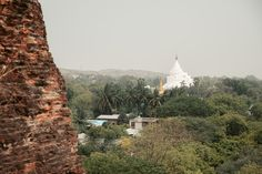 BEST THINGS TO DO IN MINGUN, MANDALAY, Hsinbyume Pagoda Stuff To Do, Things To Do, Mandalay, Day Trip, Paris Skyline, Dolores Park, Travel, Things To Make, Viajes