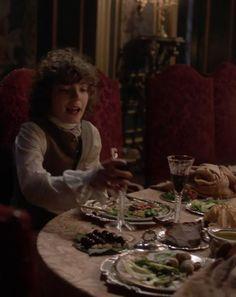 Outlander season 2, La Dame Blanche