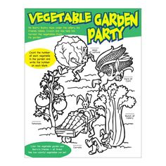 """Set of twelve colored booklets, 8 ½"""" x 11"""", 8 pages of age-appropriate activitiesAppropriate for ages 2-6. Fun characters who are simply NUTS about nutrition, will come to life as they guide young children through the food groups. Children will meet a bunny who simply LOVES veggies, a kitten who thinks milk is the cat's meow, an ant who munches on fruits and veggies all day, a bee with a real sweet tooth and more! Activity pages offer big, bold coloring pages, fun mazes, and more to encourage ea Food Groups, Group Meals, Healthy Kids, Healthy Recipes, Healthy Eating Habits, Young Children, Fruits And Veggies, Coloring Pages, Sweet Tooth"""