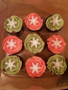 Cupcakes Christmas 2015