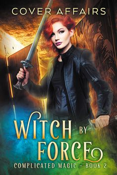 UF, urban, fantasy, paranormal, premade, book cover Paranormal, Affair, My Design, Witch, Urban, Fantasy, Cover, Books, Movie Posters