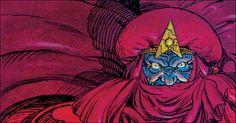 "Original Legend of Zelda art by Terada ""Rakugakingu"" Katsuya"