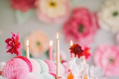 Styled Shoot | Bridesmaid Dinner Party